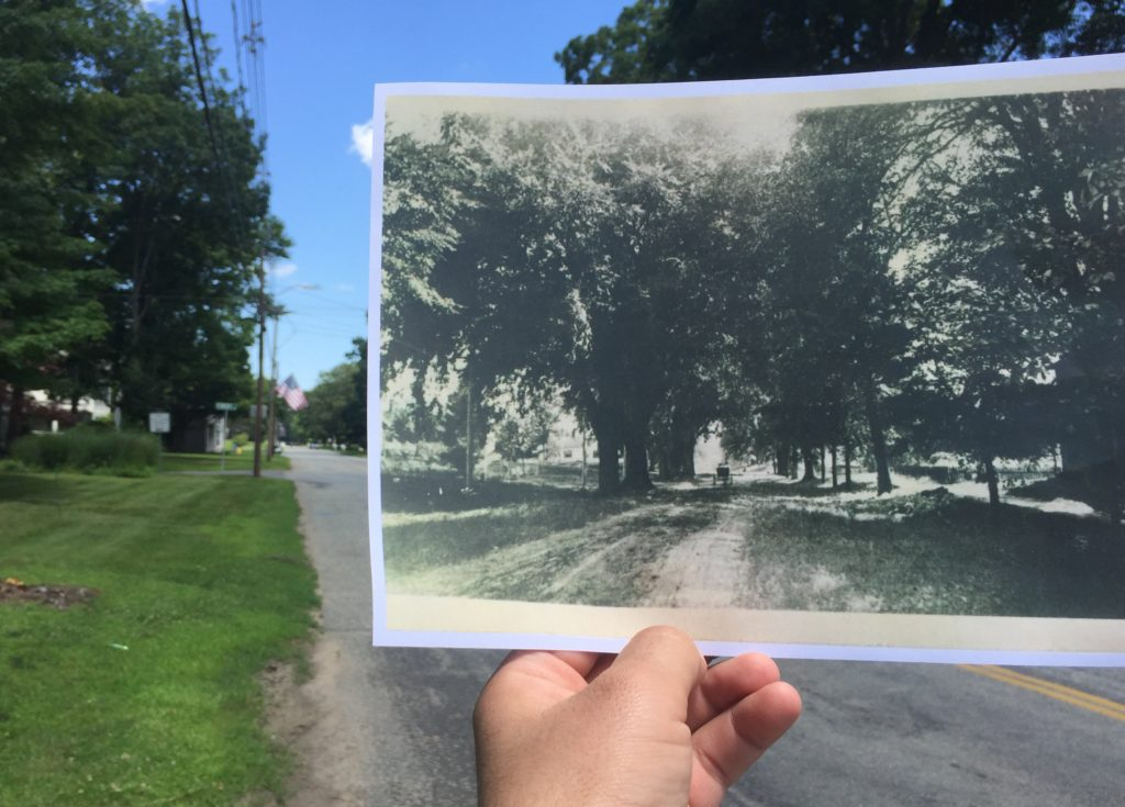 South Windsor: Past Meets Present – Friends of Wood Memorial