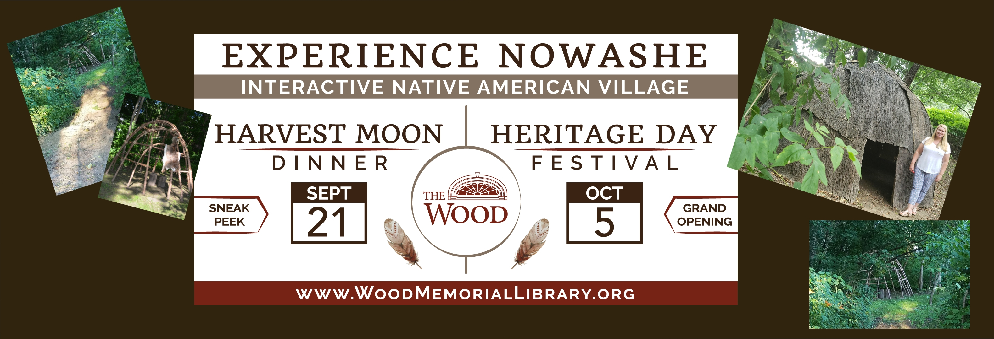Friends of Wood Memorial Library & Museum – Where history
